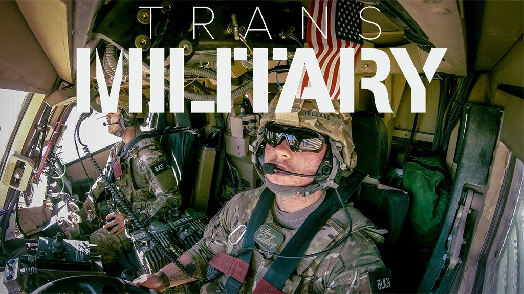 TransMilitary: Ending the ban on transgender service project video thumbnail