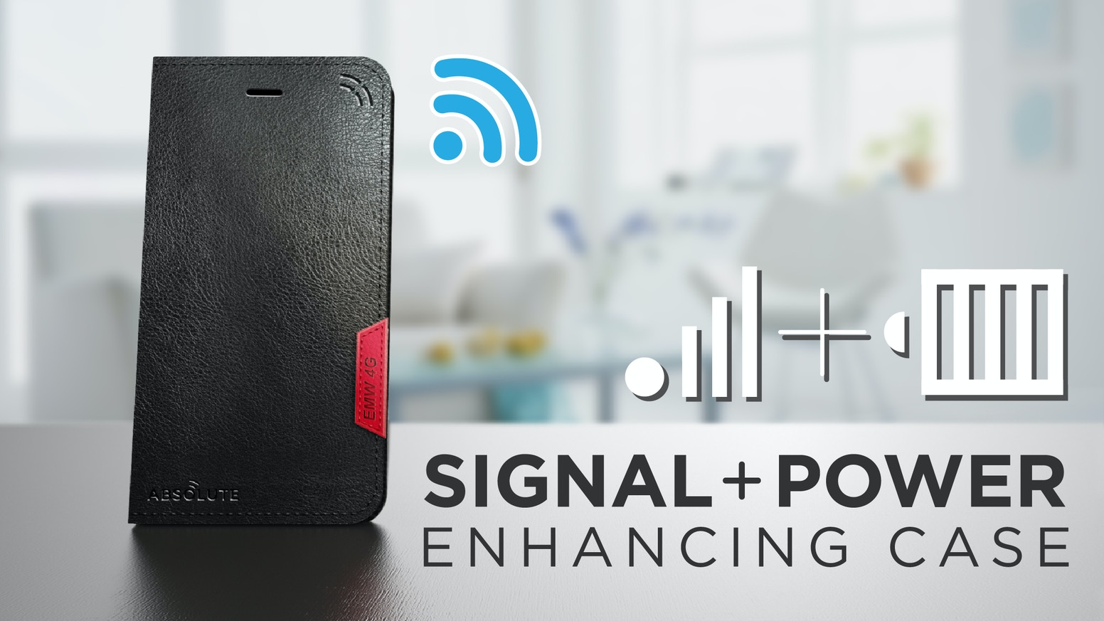 linkbook pro turbocharge your phone signal by absolute technology kickstarter. Black Bedroom Furniture Sets. Home Design Ideas