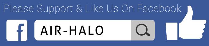 www.facebook.com/AIRHALO/