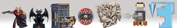 Some Big Bosses. Gulp! (click to view full-size)