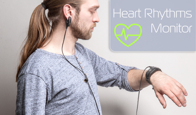 Sleepman heart rate monitor