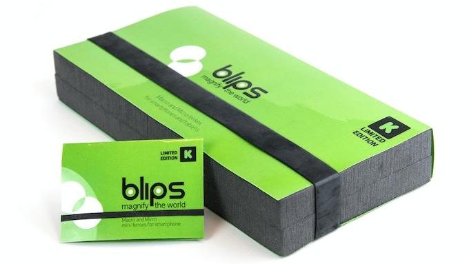 Blips Signed & Numbered KICKSTARTER Edition