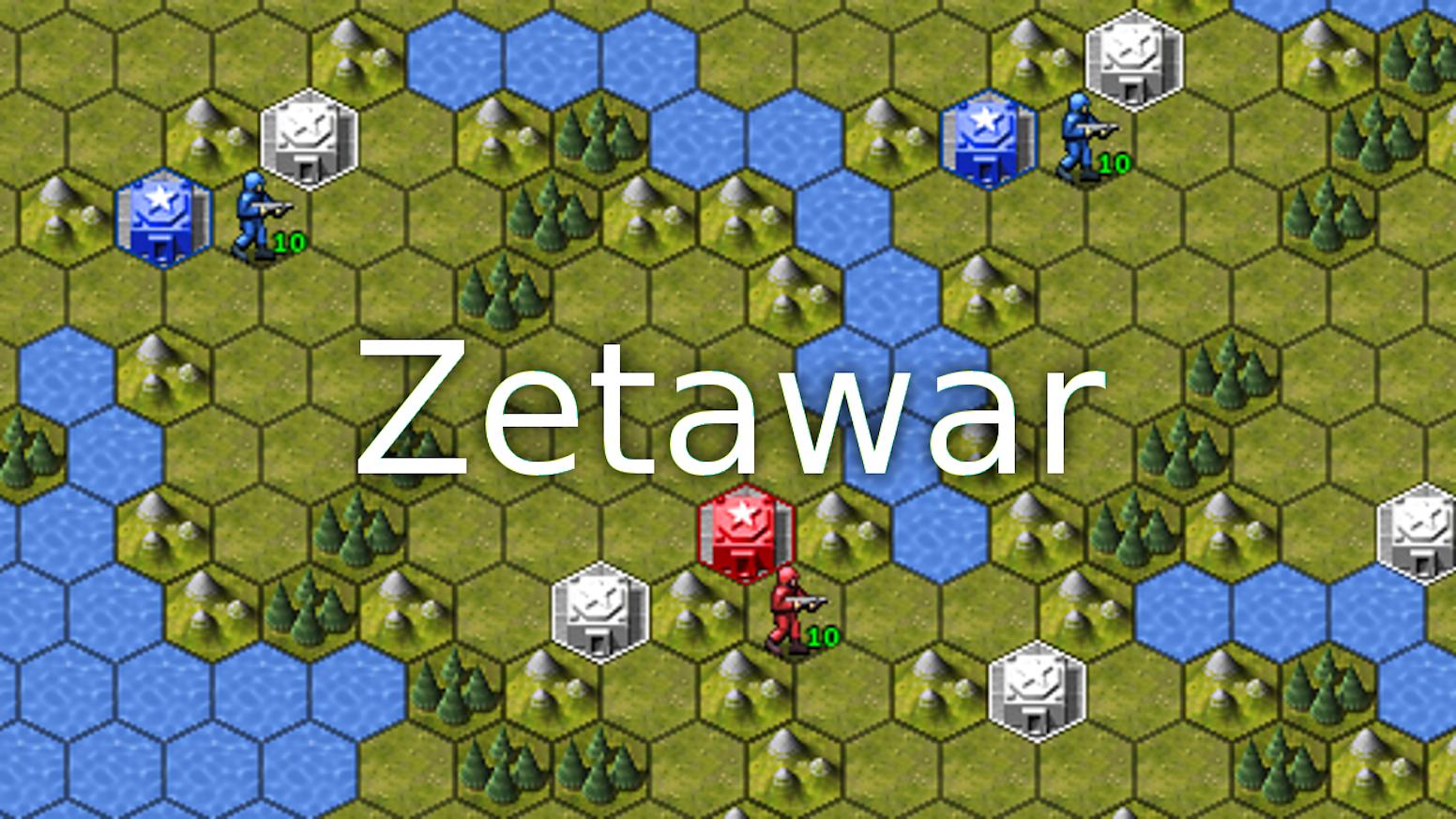 Zetawar by David Whittington » Code walkthrough feedback +
