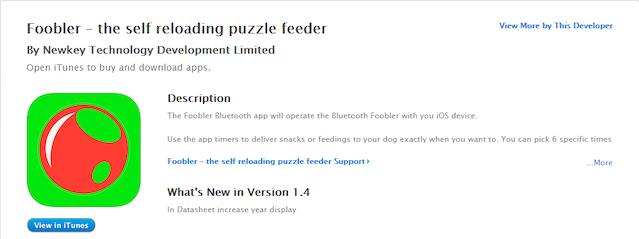 Foobler: A Smarter Puzzle Feeder for Your Dog by Foobler
