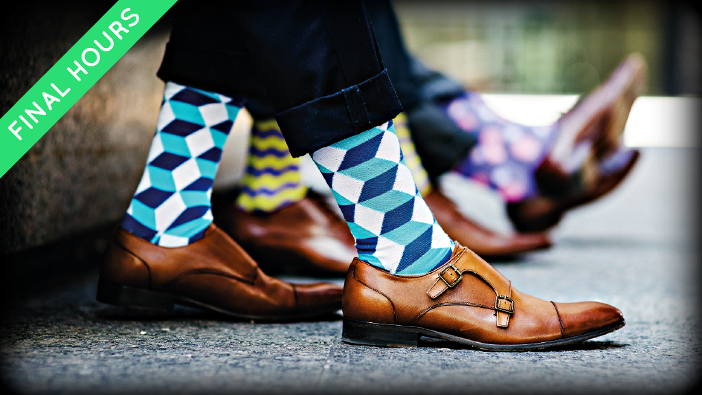 Flyte Socks - Ridiculously Bright, Bold & Comfortable Socks project video thumbnail