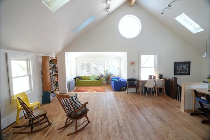 Three nights accomodation in amazing loft apartment in Minneapolis