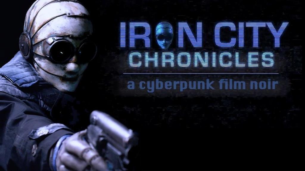 The Iron Detective: A Cyberpunk Noir project video thumbnail