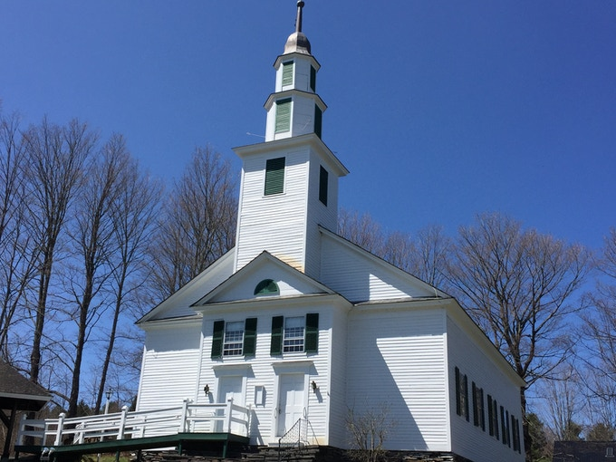 The Old Meeting House Celebrates 50th Birthday