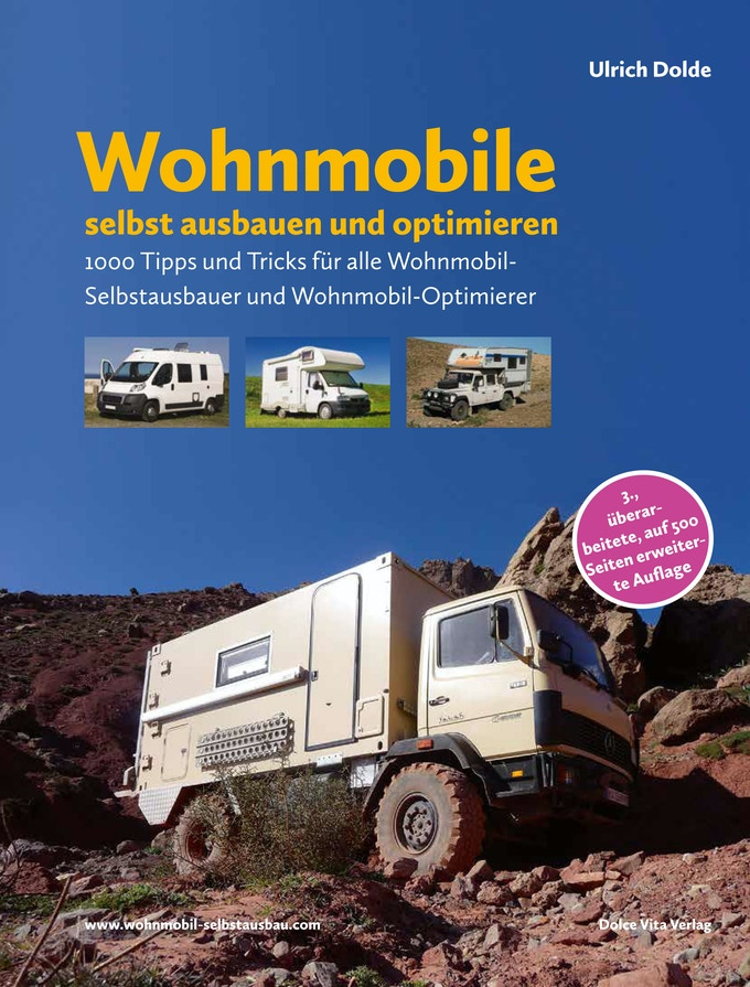 German edition, 39 chapters, 512 pages 1200+ pictures