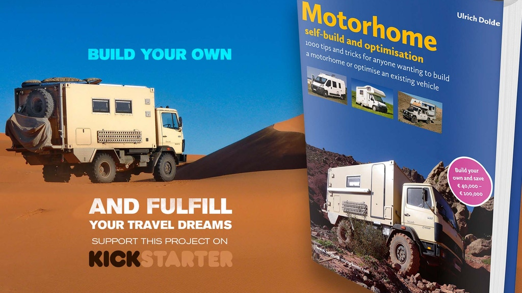 Build your own motorhome or RV and save up to € / $ 100.000 project video thumbnail