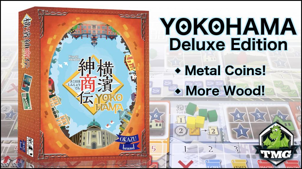 YOKOHAMA Deluxe! by Hisashi Hayashi & TMG project video thumbnail