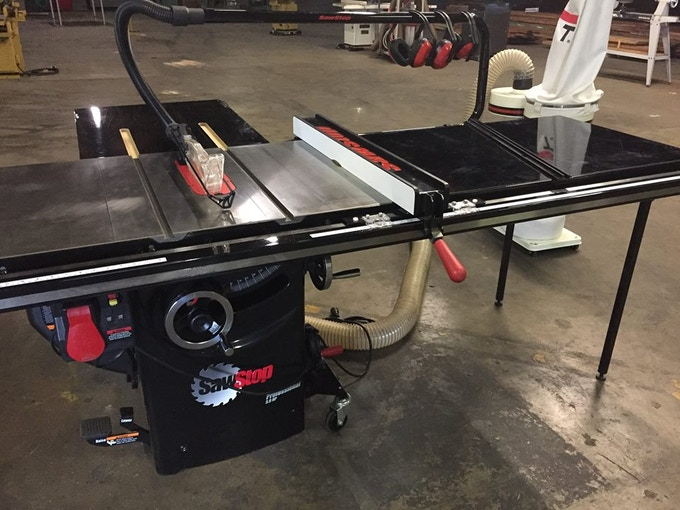 SawStop 3HP Professional Cabinet Saw