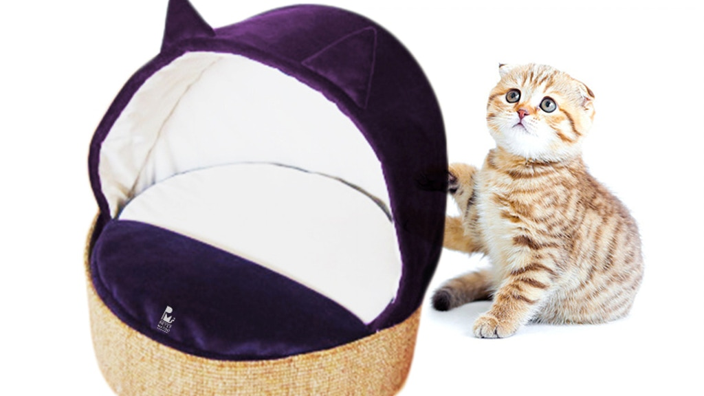 """Project image for Cat Bed """" PETIT MATOU ® """""""