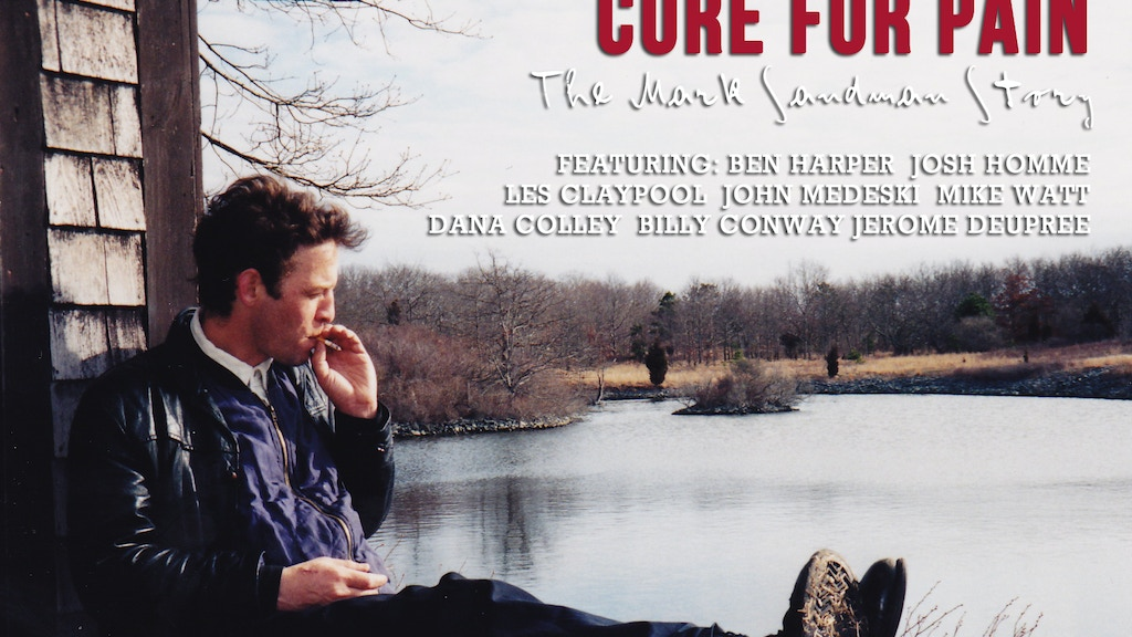 Cure for Pain: The Mark Sandman Story project video thumbnail
