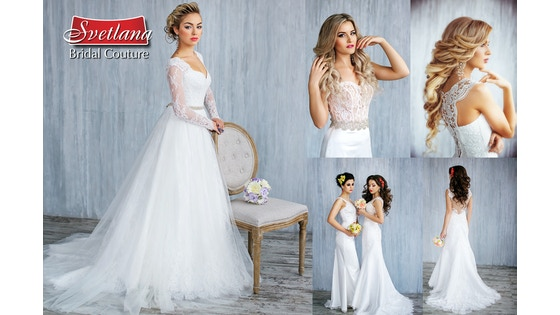Track Svetlana Bridal Couture wedding dresses with built-in corset\'s ...