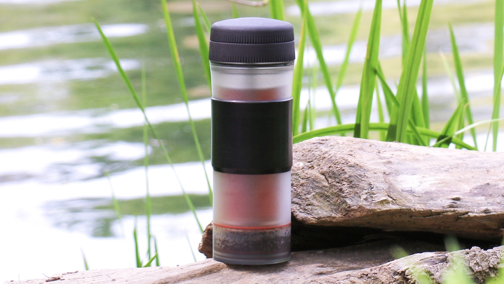 Pascal Press - A Truly Portable Coffee Press project video thumbnail