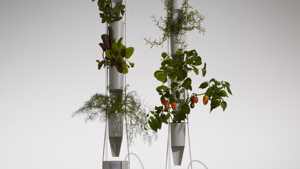 Brand New Windowfarms- Vertical Food Gardens project video thumbnail