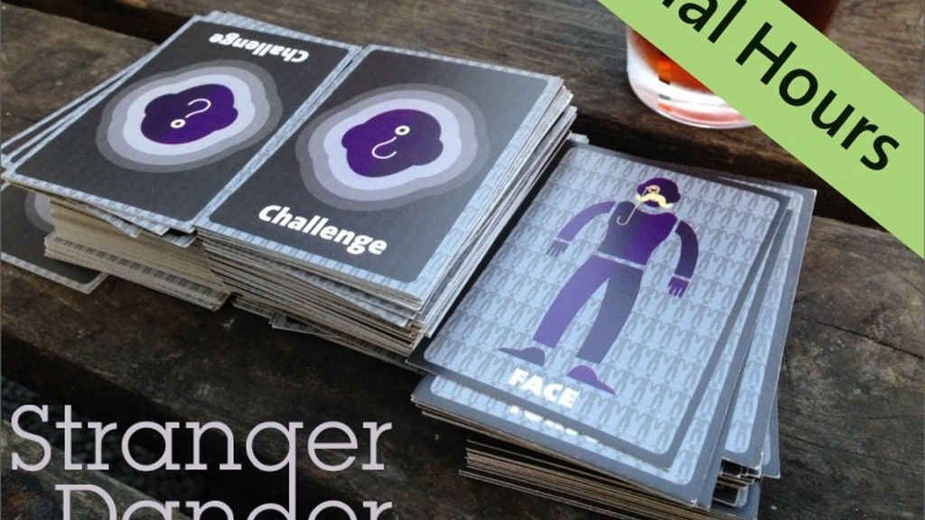 Stranger Danger project video thumbnail