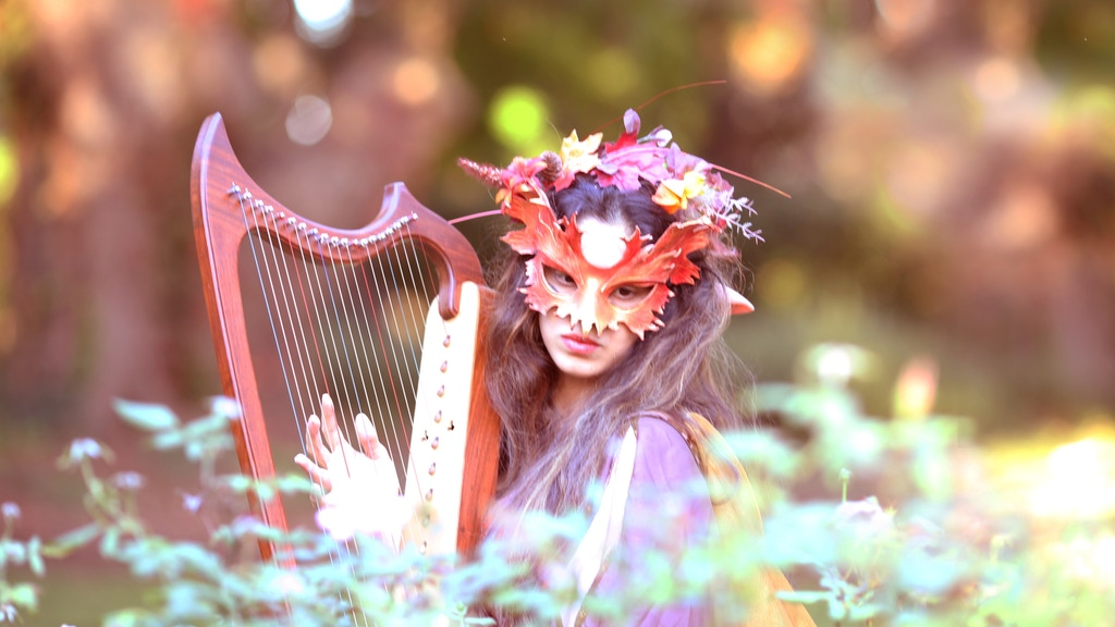 The Court of Leaves - Erutan's Celtic and Medieval Album project video thumbnail