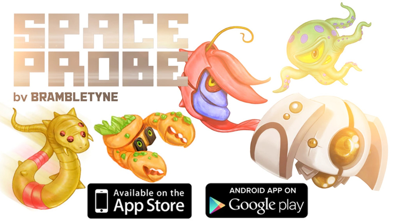 SPACE PROBE - A Retro-Inspired Casual Game for iOS & Android by ...