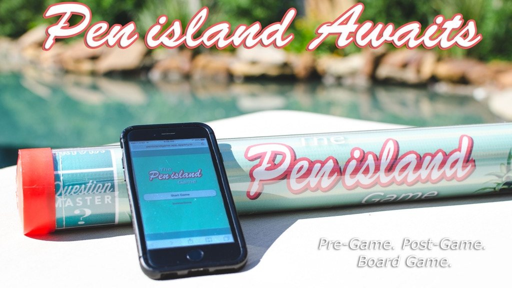 The Pen island Game project video thumbnail