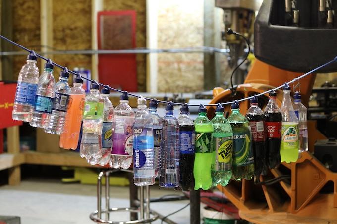 Ti-Cap/ Al-Cap Titanium / Aluminum Universal Cap for Bottles