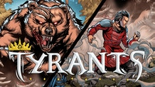 Tyrants #2: A Fantasy-Adventure Comic!