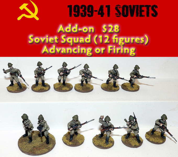 Add on - Soviet Squad