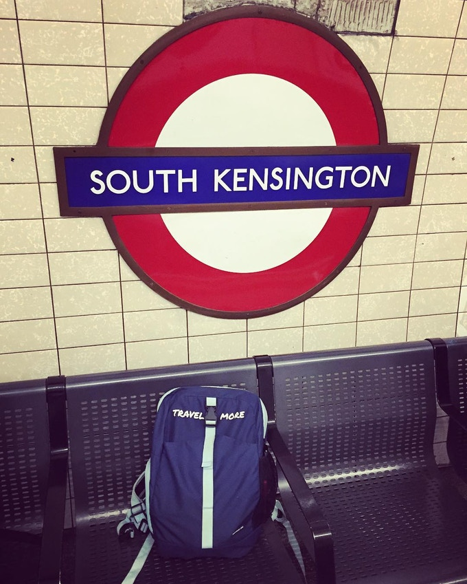 Jetpack 20L On The Road In London