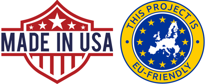 Made in USA, but still EU-Friendly