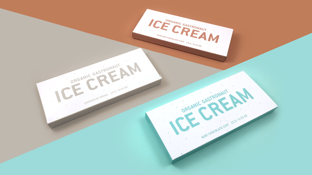 Gastronaut Ice Cream | Freeze-dried for adventure project video thumbnail