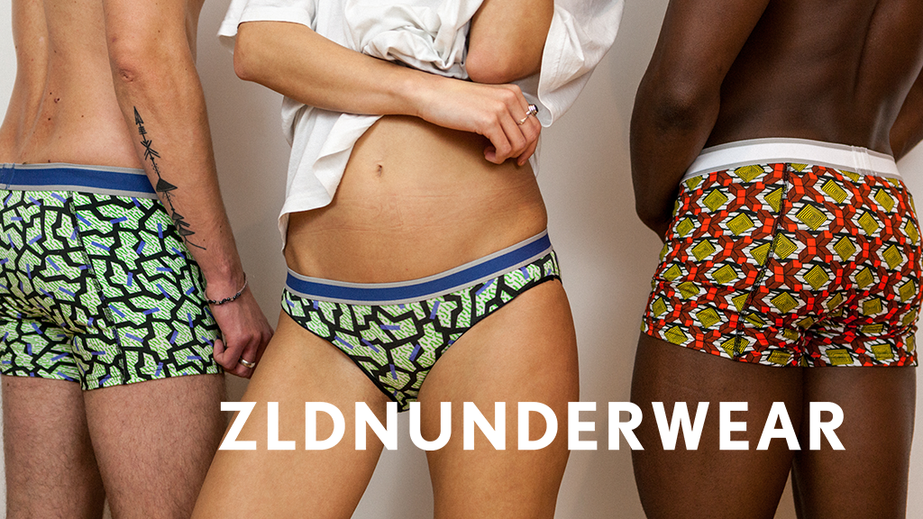 ZLDN: Insanely Comfortable Underwear project video thumbnail