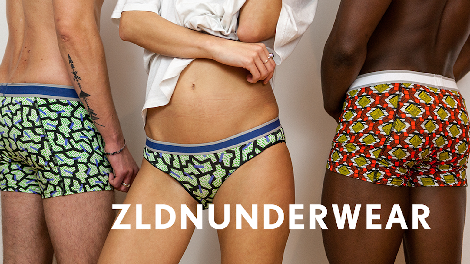 MicroModal® underwear featuring original, London-designed prints and a refined tailored fit.