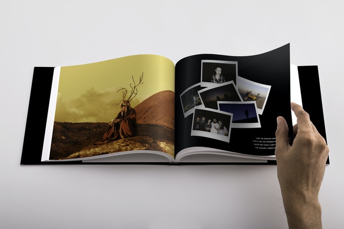 The Limited Hardcover Photo Book