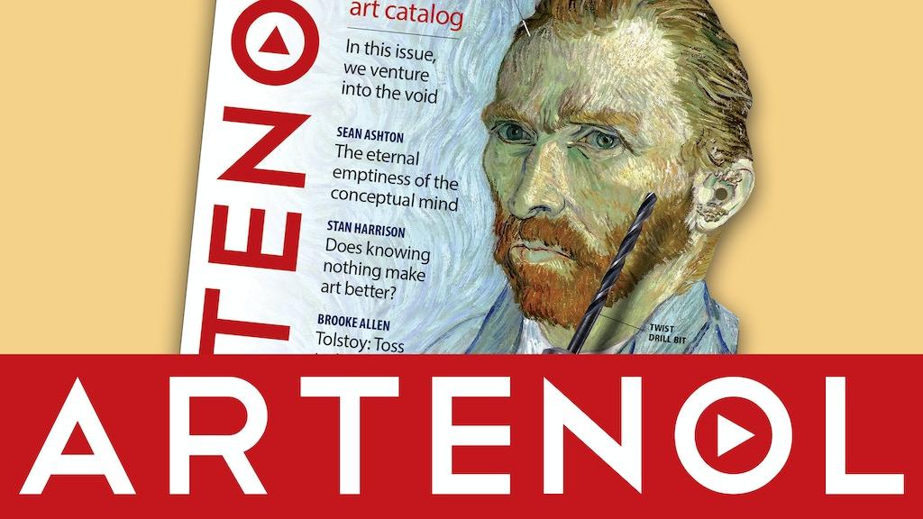 Artenol Magazine project video thumbnail