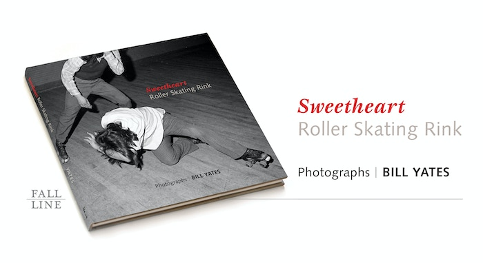 His work compared to Diane Arbus & Lewis Hine, Yates' roller rink photos show us a young & free-spirited America in the 1970's