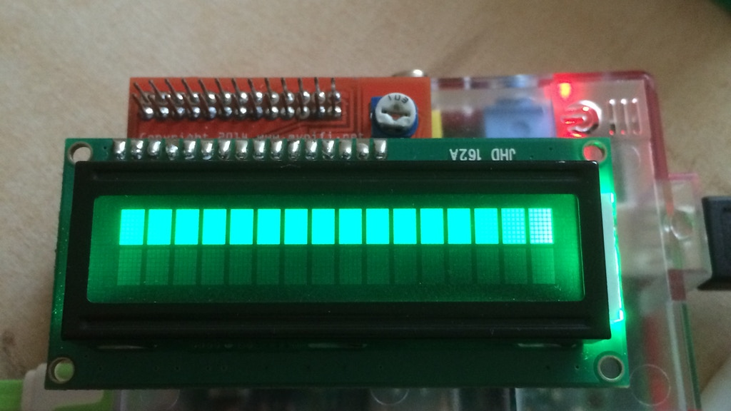 MyPiFi LCD Board support for RaspberryPi -FUNDED final hours project video thumbnail
