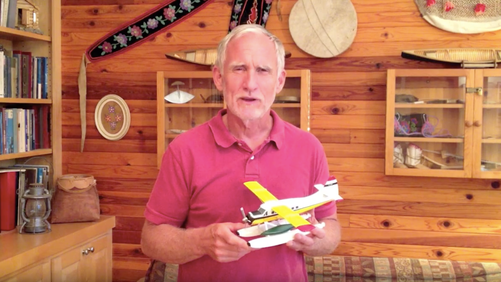 Merlyn Carter: The Biography of an Uncommon Bushpilot project video thumbnail