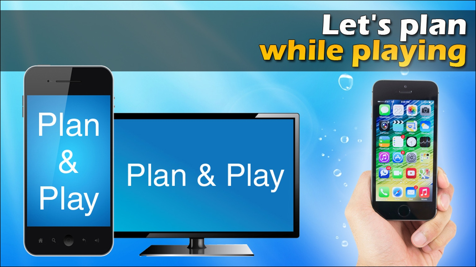 plan play game for apple tv ios by muhammad adnan aftab kickstarter. Black Bedroom Furniture Sets. Home Design Ideas
