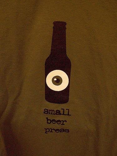 SBP green bottle shirt by Theo Black.