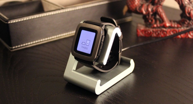 TimeDock Silver