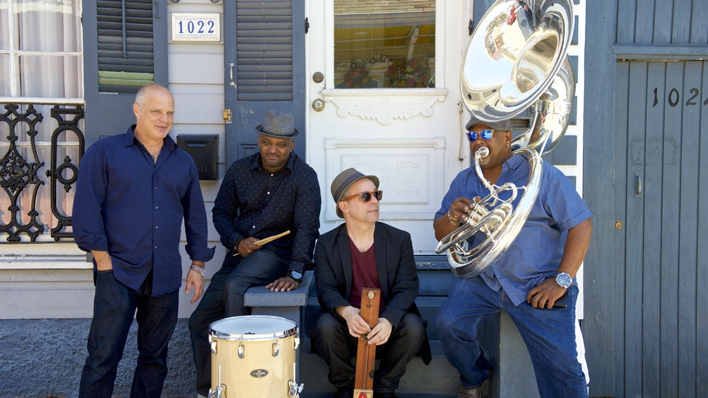 John Medeski's Mad Skillet project video thumbnail