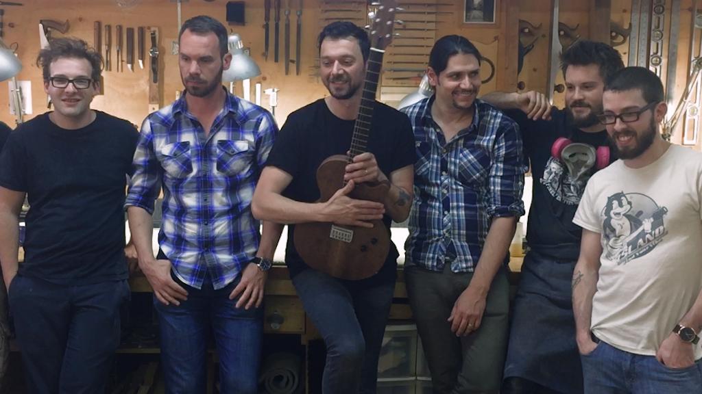 Mile End Guitar Coop: Shop Move & Improve project video thumbnail