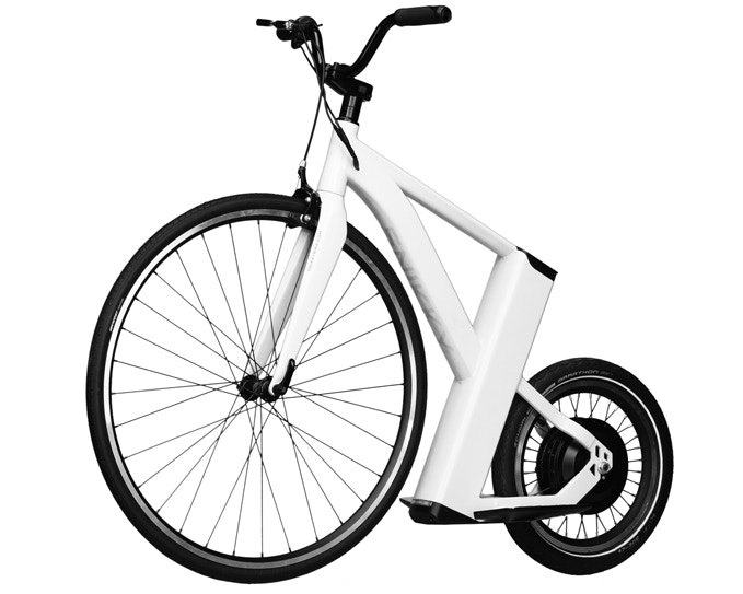 SnikkyBike - The next evolution in urban mobility