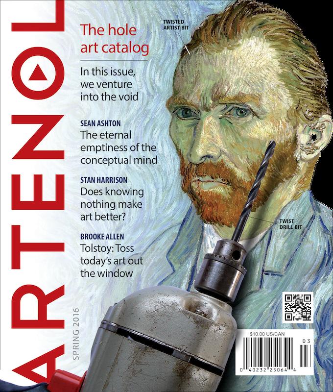Artenol Magazine's Spring 2016 edition