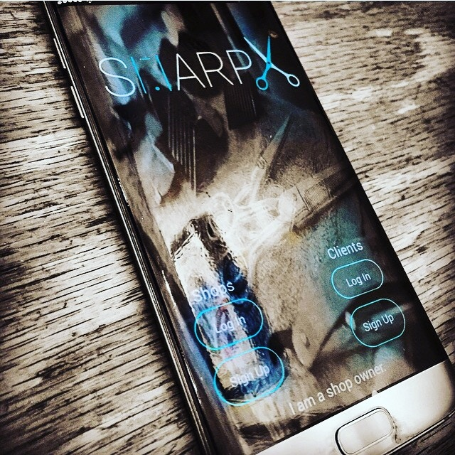 SHARP X Android