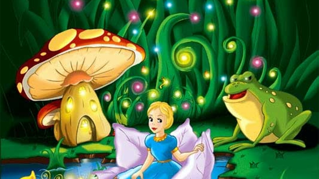 Thumbelina - collaborative multicultural children's musical project video thumbnail