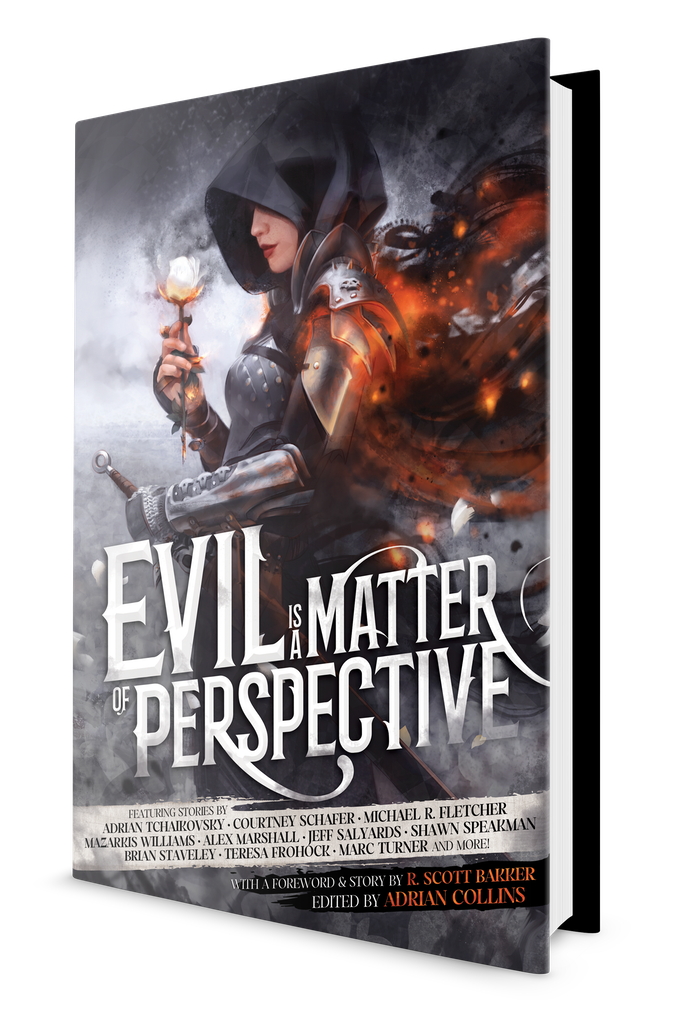 Evil is a Matter of Perspective cover art