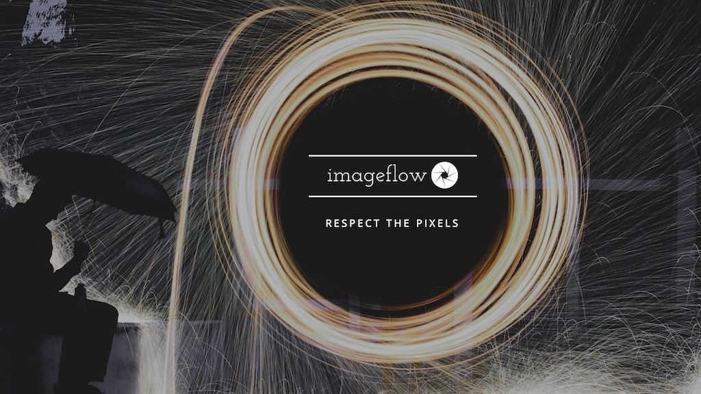 Imageflow: Respect the pixels, accelerate the web. project video thumbnail