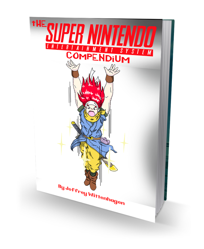 The Complete SNES - Collector's Book & Ultimate Guide on BackerClub